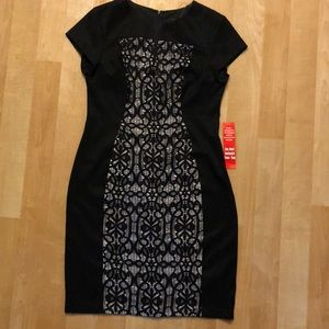 Connected Apparel Casual Woman Dress